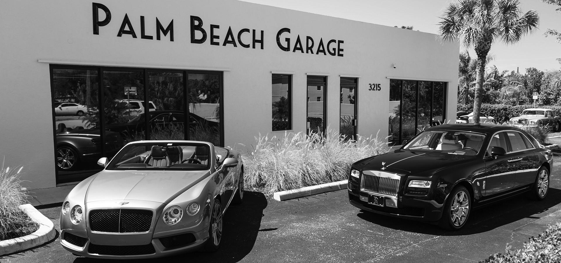 Palm Beach Garage West Palm Beach