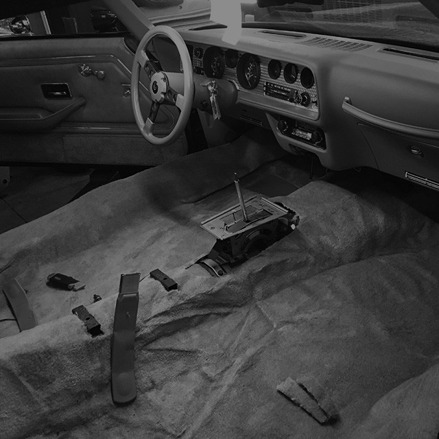 Vehicles Serviced - Restoration