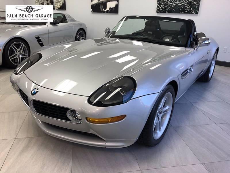 2001 BMW Z8 | Palm Beach Garage