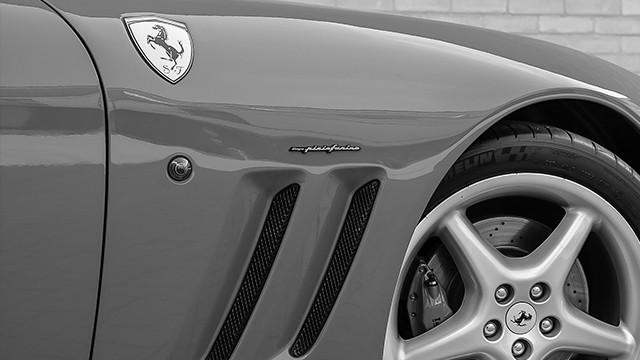 Ferrari-Warranty