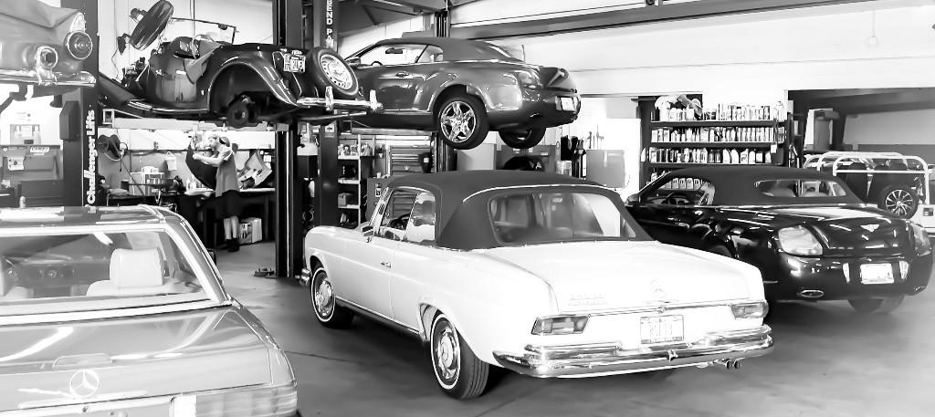 independent mechanic shop