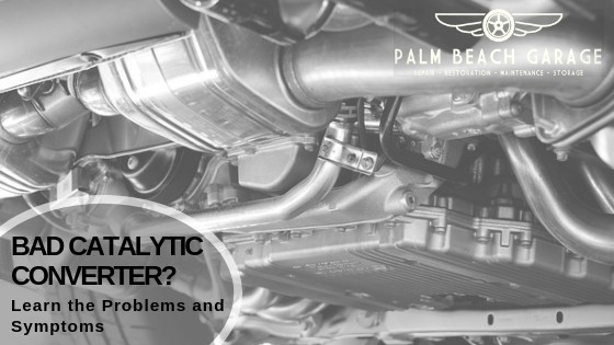 Signs Of A Bad Catalytic Converter >> Bad Catalytic Converter? Learn the Problems and Symptoms ...