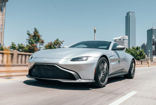 Aston Martin Palm Beach Garage