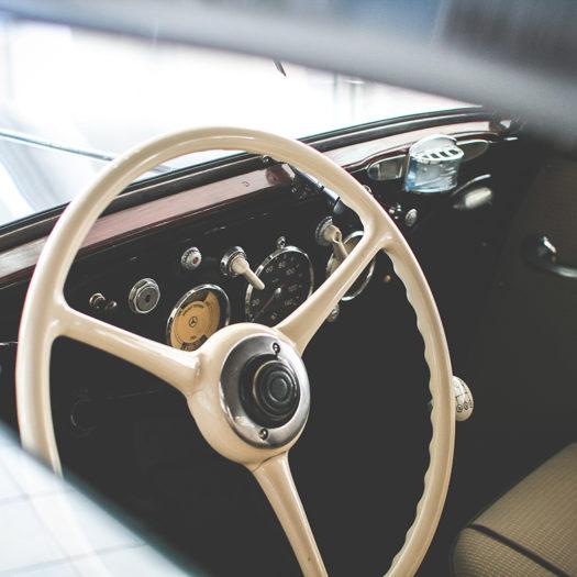 Classic Car Palm Beach Garage