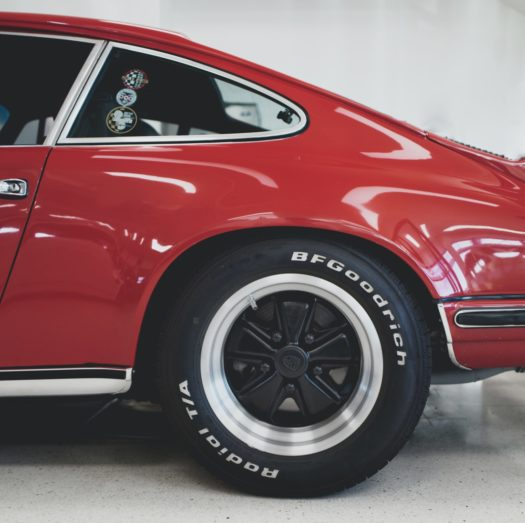 Porche Palm Beach Garage