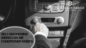 Car Air Conditioner Noises