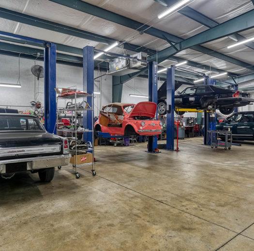 Palm Beach Garage 16