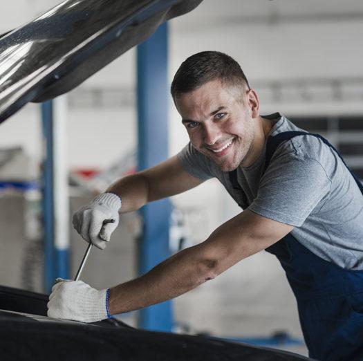 Palm Beach Garage Scheduled Maintenance