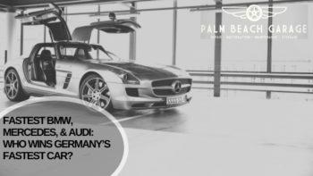 Fastest BMW Mercedes Audi Who wins Germany's Fastest Car 1