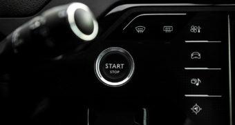 auto car engine start stop button keyless