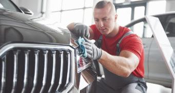 Auto Detailing Palm Beach Garage
