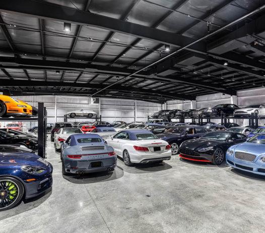 Palm Beach Garage-Fine Automobile Storage