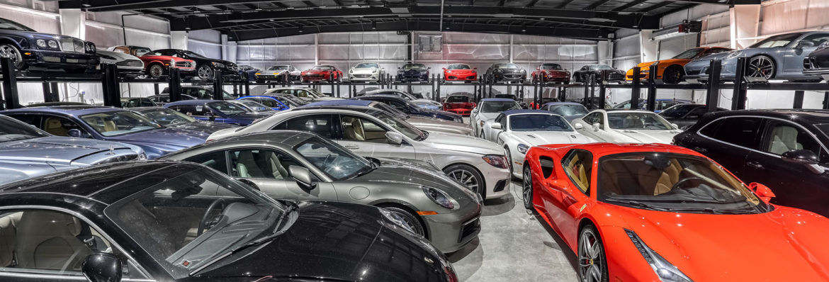 Fine Automobile Storage in West Palm Beach