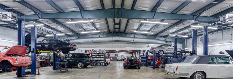 Palm Beach Garage Luxury Automobile Repair West Palm Beach Florida