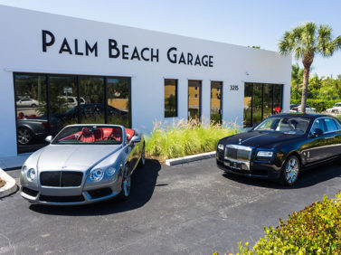 Palm Beach Garage
