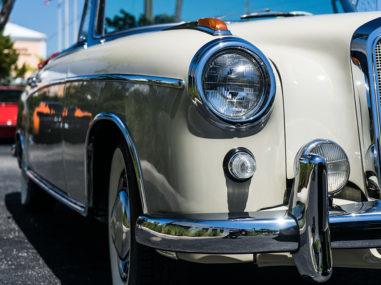 Palm Beach Garage classic mercedes