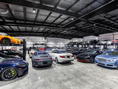 Palm Beach Garage