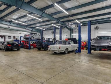 Palm Beach Garage 17