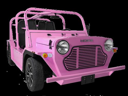 Moke America Pink